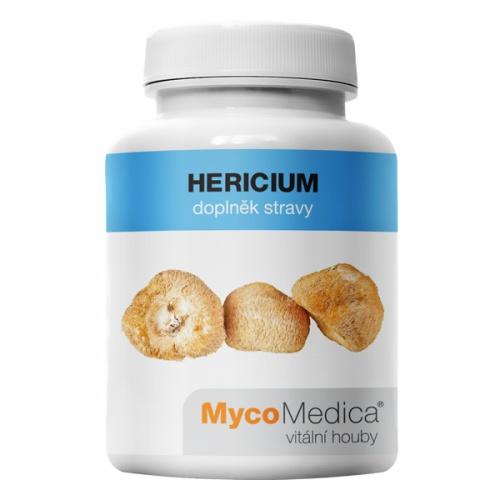 MycoMedica doplněk stravy Hericium 90 tobolek