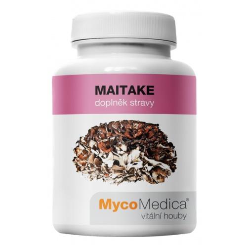 MycoMedica doplněk stravy Maitake 90 kapslí