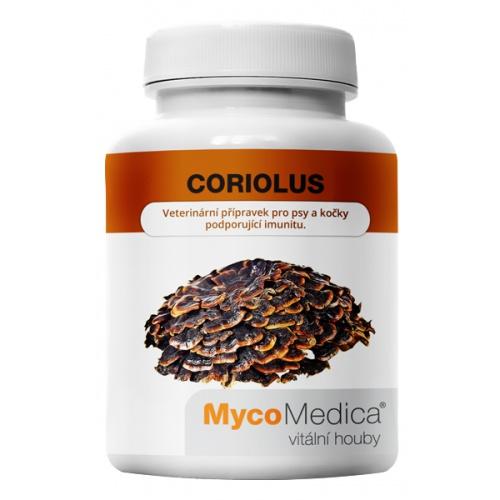 MycoMedica doplněk stravy Coriolus 90 tobolek