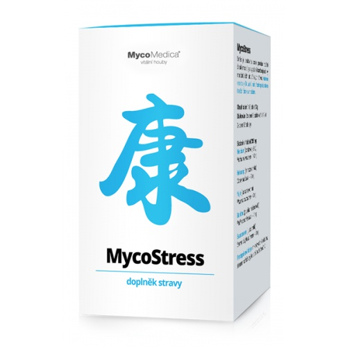 MycoMedica doplněk stravy MycoStress 180 tobolek