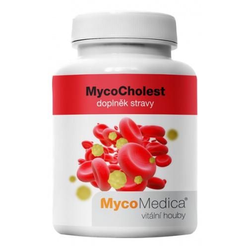 MycoMedica doplněk stravy MycoCholest 120 tobolek