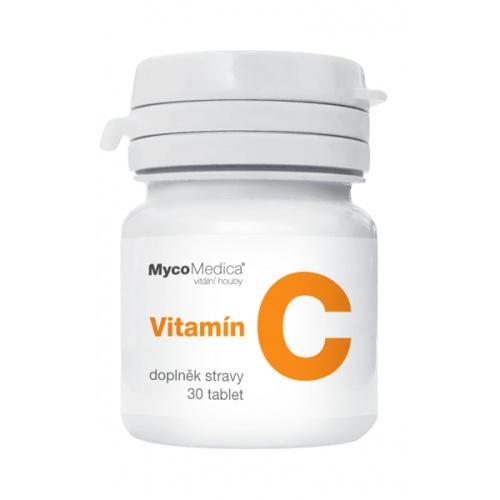 MycoMedica doplněk stravy Vitamín C 30 tobolek