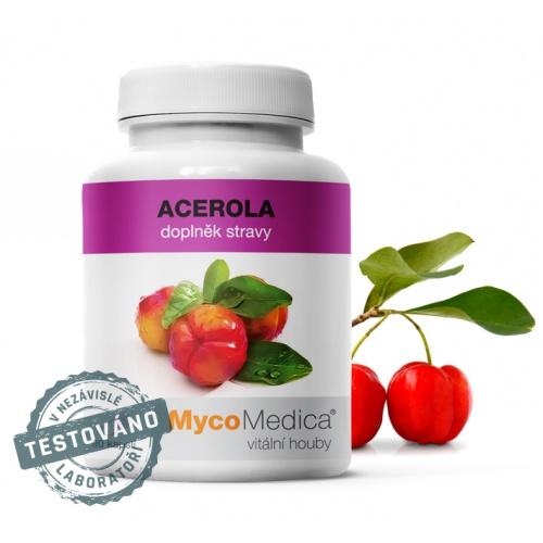 MycoMedica doplněk stravy Acerola 90 tobolek