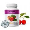 Acerola je přírodní zdroj vitamínu C, který zlepšuje vstřebatelnost účinných látek vitálních hub lidským organismem.
