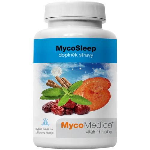 MycoMedica doplněk stravy MycoSleep sypká směs 90g