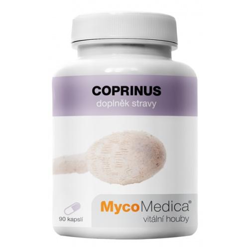 Coprinus 90 kapslí ext.