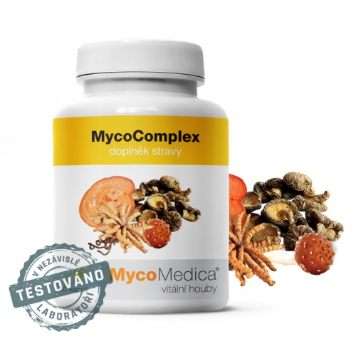 MycoMedica doplněk stravy MycoComplex 90 tobolek