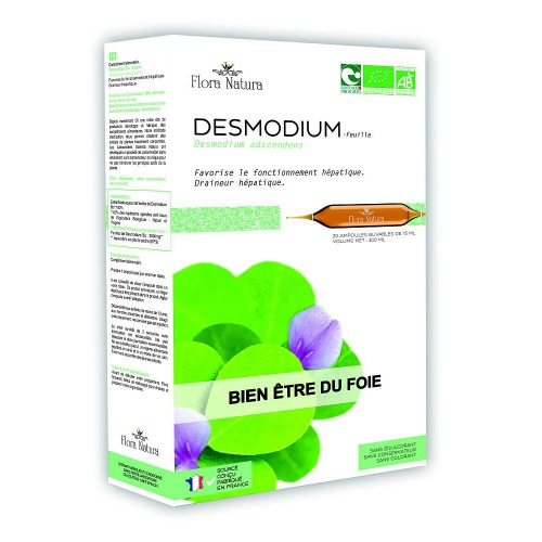Flora Natura Manayupa - Desmodium BIO 20 * 15ml