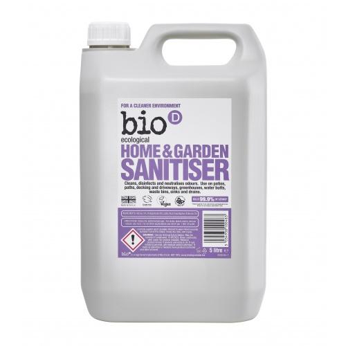 Bio-D čistič a dezinfekce pro dům a zahradu kanystr 5l