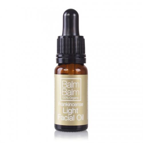 Lehký obličejový olej s kadidlem 10ml