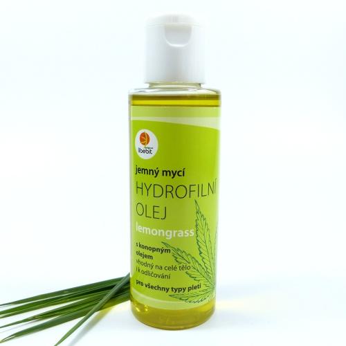 Hydrofilní olej konopný 120ml