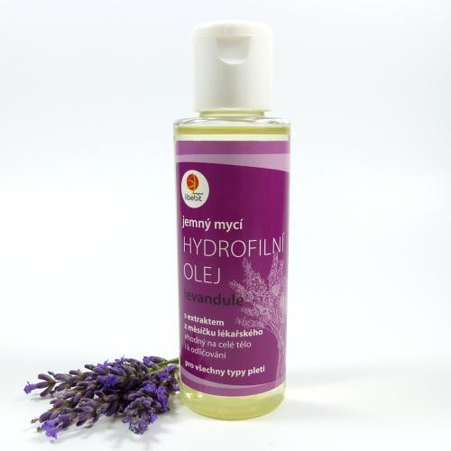 Hydrofilní olej levandule 120ml