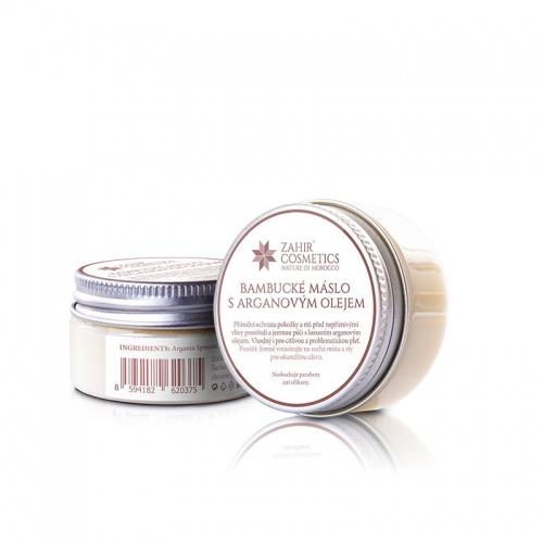 Zahir bambucké máslo s arganovým olejem 25 ml