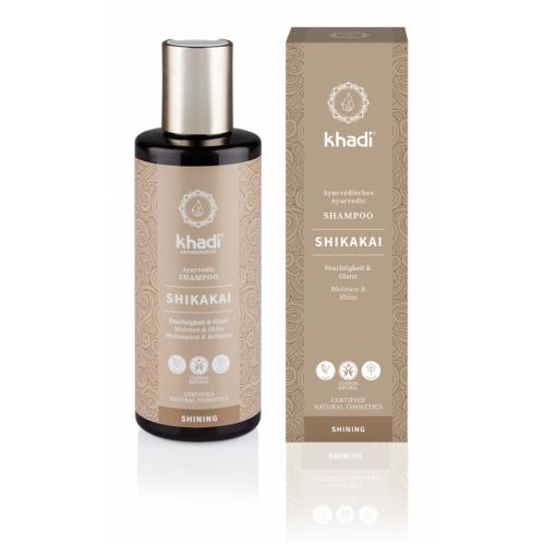 Khadi šampón SHIKAKAI hydratační 210ml