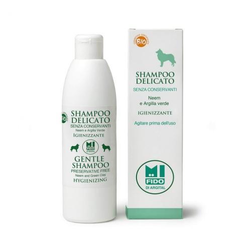 Antiparazitní BIO šampon pro psy 250 ml