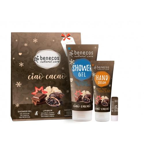 Benecos dárková sada Ciao Cacao
