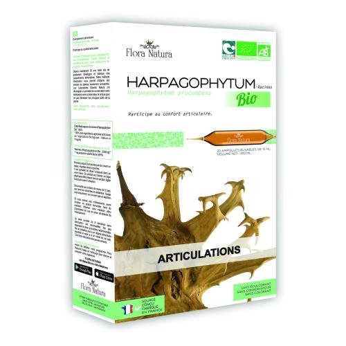 Flora Natura Harpagofyt - Čertův dráp 20 * 15ml
