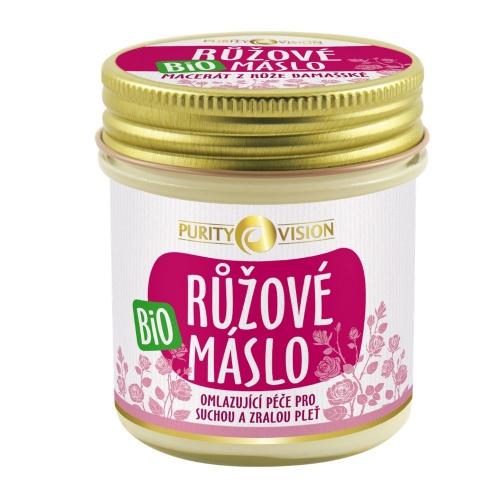 Purity Vision bio Růžové máslo 120ml