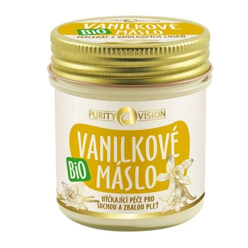 Purity Vision bio Vanilkové máslo 120ml