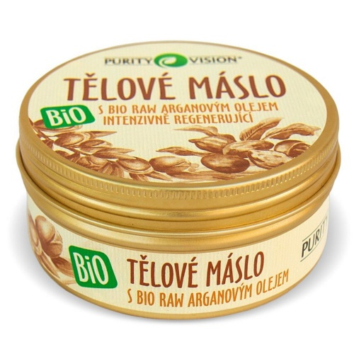 Tělové máslo BIO 150 ml
