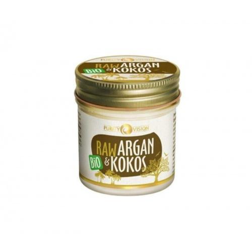 RAW Argan a Kokos BIO 120 ml