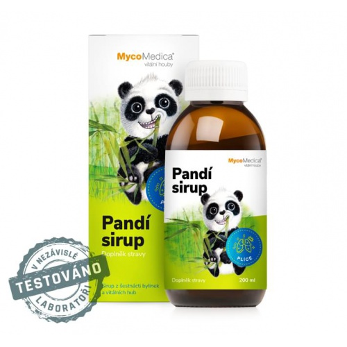 Pandí sirup 200ml