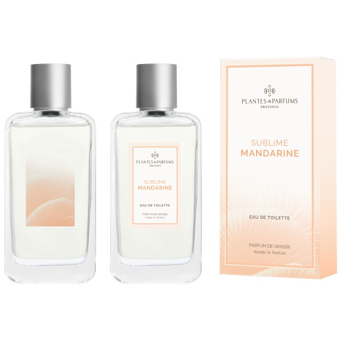 Plantes and Parfums toaletní voda EDT Sublime Mandarine dámská 100ml