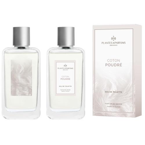 Plantes and Parfums toaletní voda EDT Cotton powder dámská 100ml