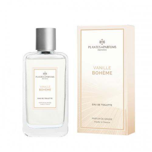 Plantes and Parfums toaletní voda EDT Vanille boheme dámská 100ml