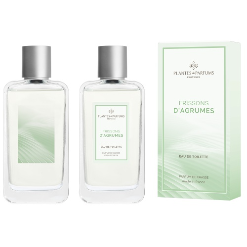 Plantes and Parfums toaletní voda EDT Frisson d´Agrumes dámská 100ml