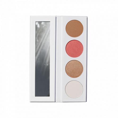 Couleur Caramel paletka pro perfektní makeup č.41