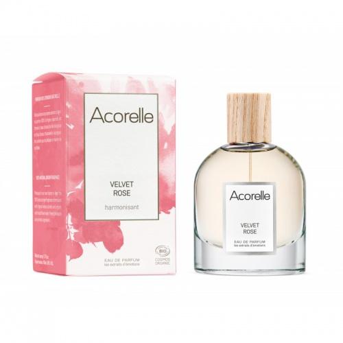 Acorelle parfémová voda EDP Velvet rose 50ml