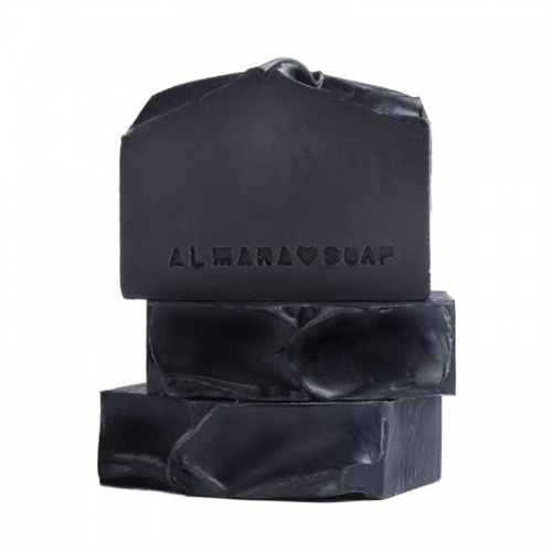 Almara Soap maska Black as my soul 90g