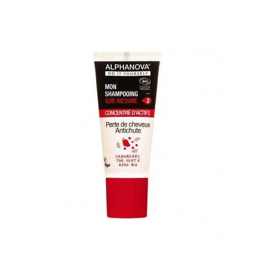 Šampon DIY koncentrát proti padání vlasů