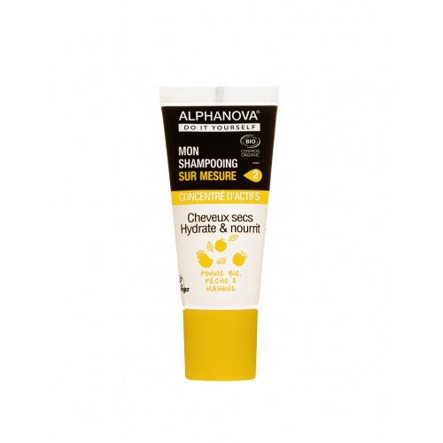 Alphanova šampon DIY koncentrát suché vlasy