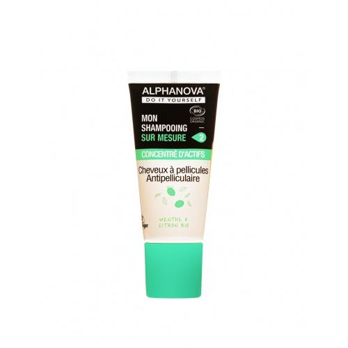 Alphanova šampon DIY koncentrát proti lupům