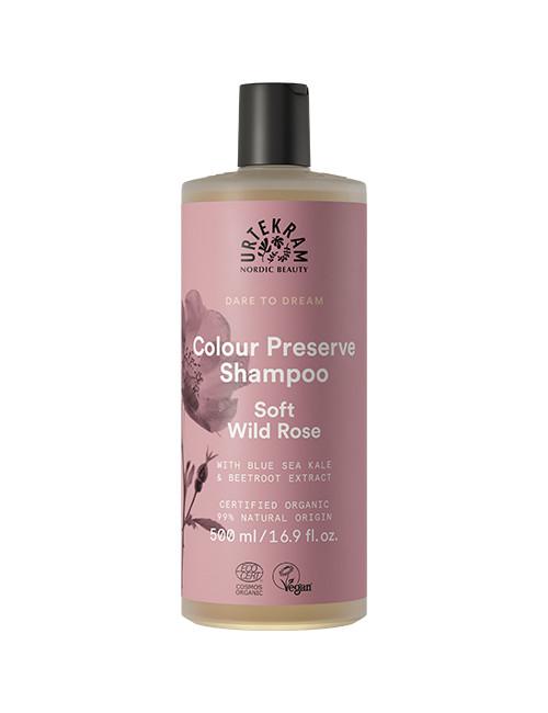 Šampon divoká růže 500ml BIO
