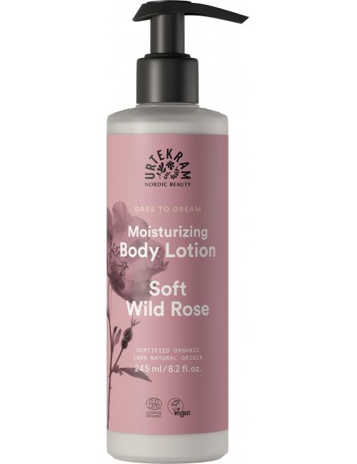 Tělové mléko divoká růže 245ml BIO