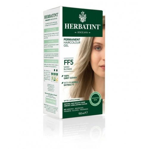 Permanentní barva na vlasy písková blond FF5