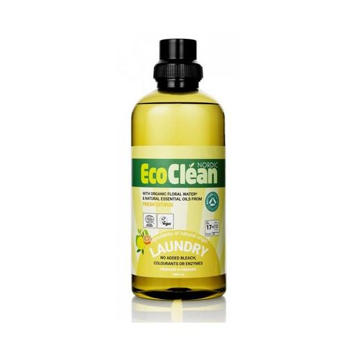 Eco clean tekutý prací prostředek Svěží citrus 1l