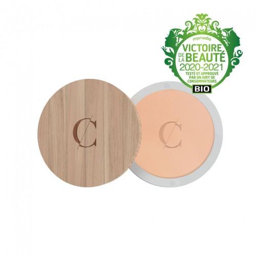 Couleur Caramel kompaktní pudr č.002 - Light beige 7 g BIO