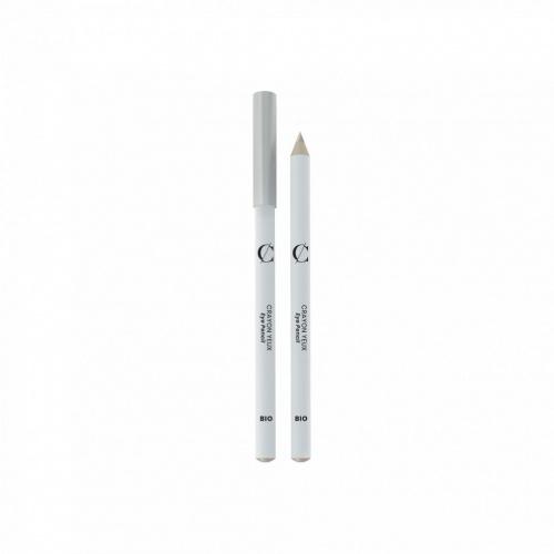 Couleur Caramel tužka na oči č.16 - White, 1,1 g BIO