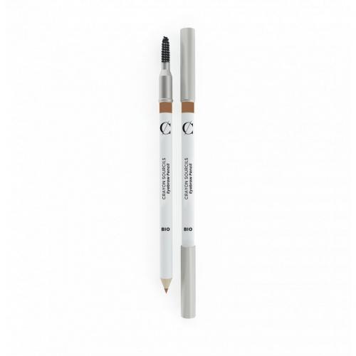 Couleur Caramel tužka na obočí č.120 - Brown, 1,2 g BIO