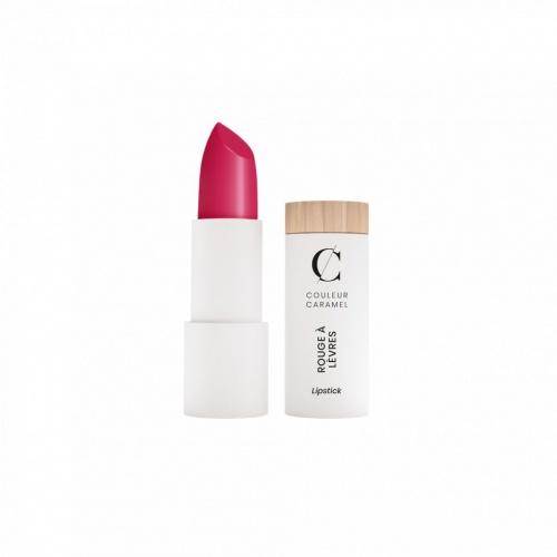 Couleur Caramel rtěnka matná č.123 - Bright pink