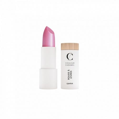 Couleur Caramel rtěnka perleťová č.206 - Raspberry BIO