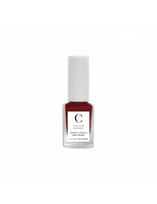 Couleur Caramel lak na nehty č.11 - Matt red 7 free