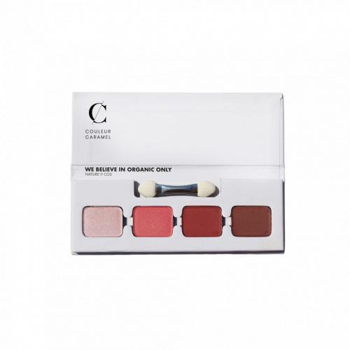 Couleur Caramel oční stíny paletka č.42