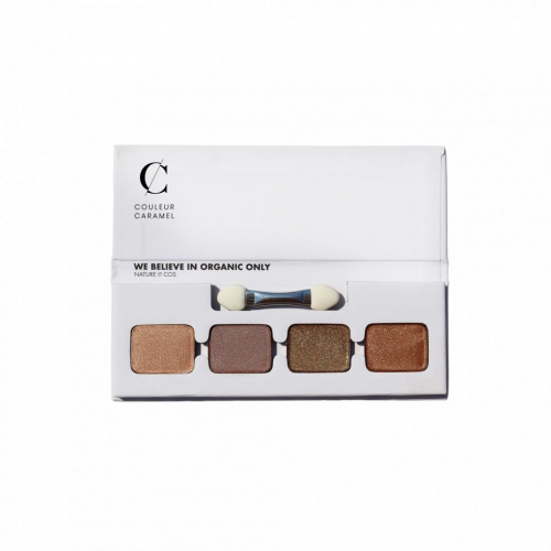 Couleur Caramel oční stíny paletka č.43