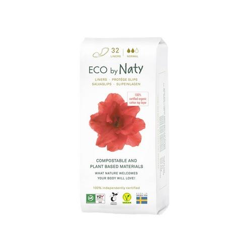 Eco by Naty dámské ECO slipové vložky Naty (32 ks) normal