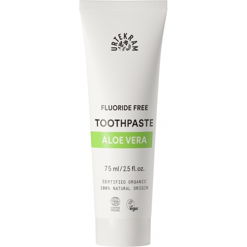 Urtekram zubní pasta Aloe vera 75ml BIO